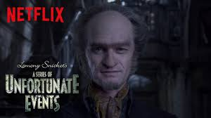 "Online epizode serije ""A Series of Unfortunate Events"""