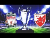 Liga šampiona: Crvena zvezda - Liverpul snimak utakmice