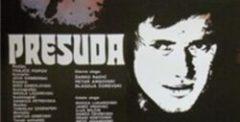 Presuda (1977) domaći film gledaj online